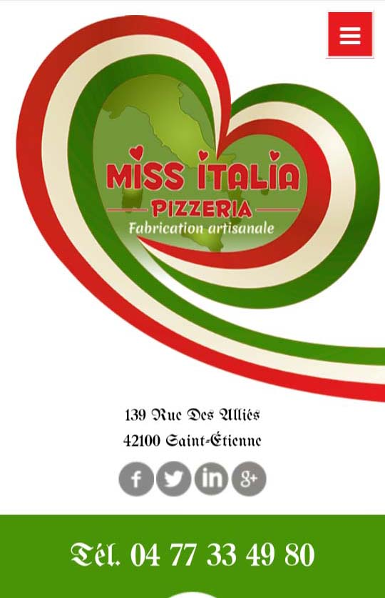 Miss Italia - Vue Mobile